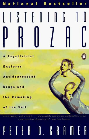 an essay on the book listening to prozac by peter d kramer Peter d kramer essay examples  an essay on the book, listening to prozac by peter d kramer 1,489 words 3 pages an introduction to the history of the first.