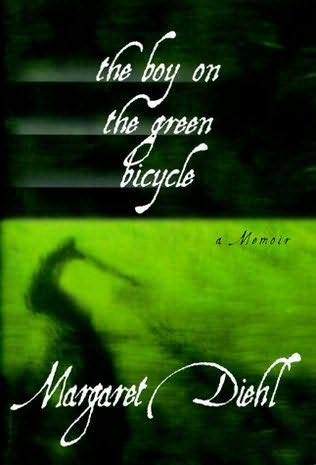 book cover of Boy On the Green Bicycle