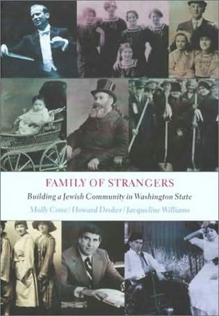 book cover of Family of Strangers