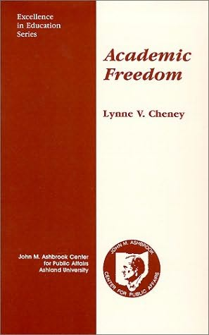 book cover of Academic Freedom