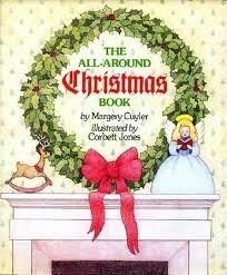 book cover of The All-around Christmas Book