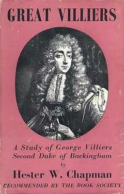 book cover of Great Villiers