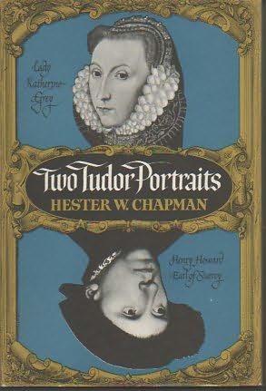 book cover of Two Tudor Portraits