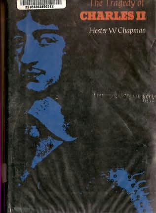 book cover of The Tragedy Of Charles II