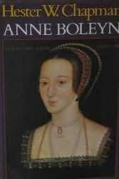 book cover of Anne Boleyn