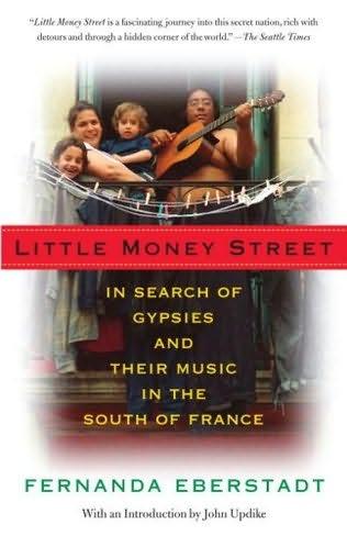 book cover of Little Money Street