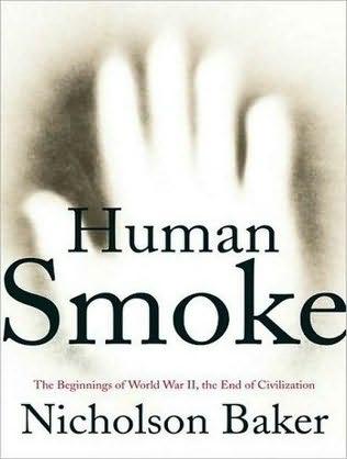 book cover of Human Smoke