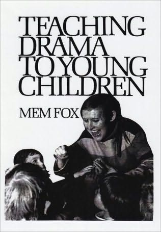 book cover of Teaching Drama to Young Children