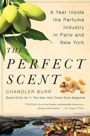 book cover of The Perfect Scent
