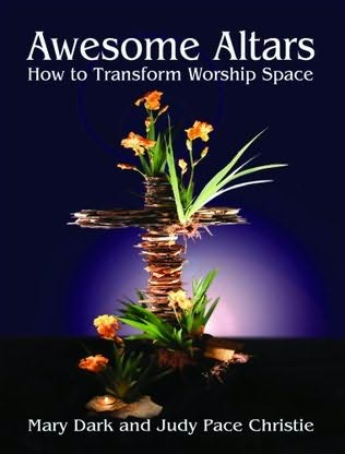 book cover of Awesome Altars