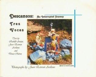 book cover of Descansos