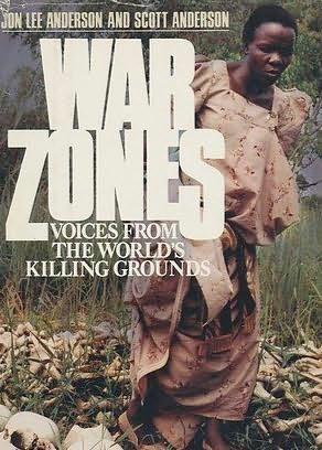 book cover of War Zones