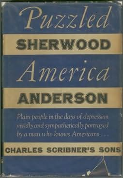 book cover of Puzzled America