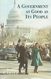book cover of A Government As Good As Its People