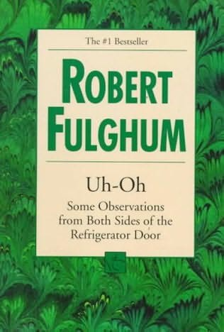 book cover of Uh-oh