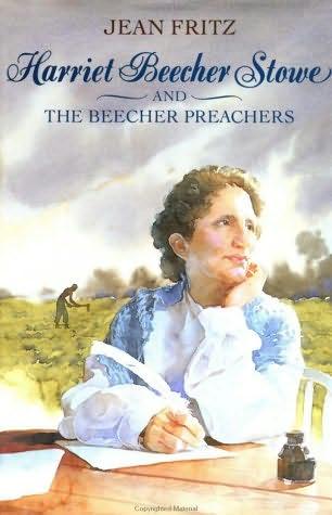 book cover of Harriet Beecher Stowe and the Beecher Preachers
