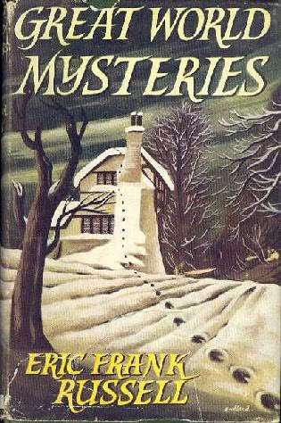 book cover of Great World Mysteries