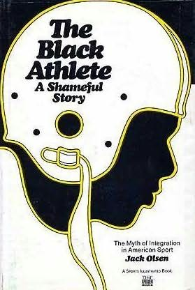 book cover of The Black Athlete