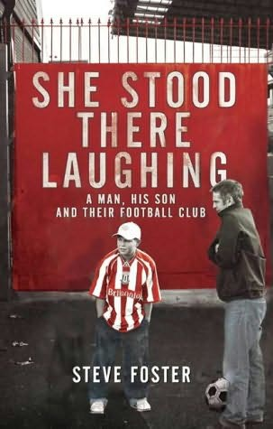 book cover of She Stood There Laughing