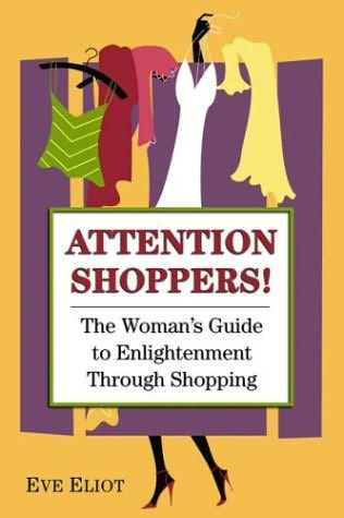 book cover of Attention Shoppers!