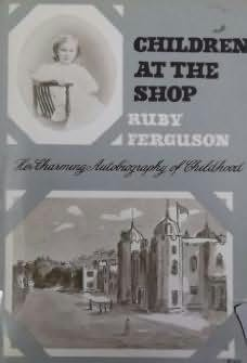 book cover of Children At the Shop