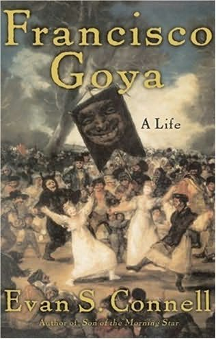 book cover of Francisco Goya