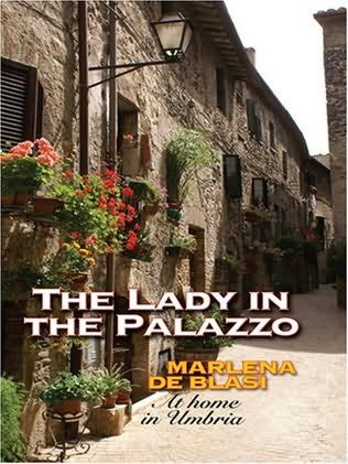 book cover of The Lady in the Palazzo