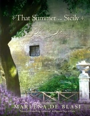 book cover of That Summer in Sicily