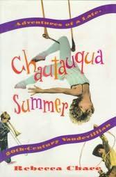 book cover of Chautauqua Summer