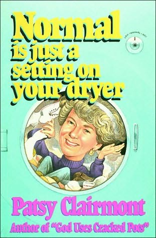 book cover of Normal Is Just a Setting On Your Dryer