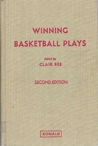 book cover of Winning Basketball Plays