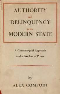 book cover of Authority and Delinquency in the Modern State
