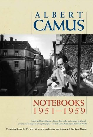 book cover of Notebooks 1951-1959