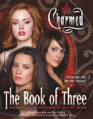 book cover of The Book of Three