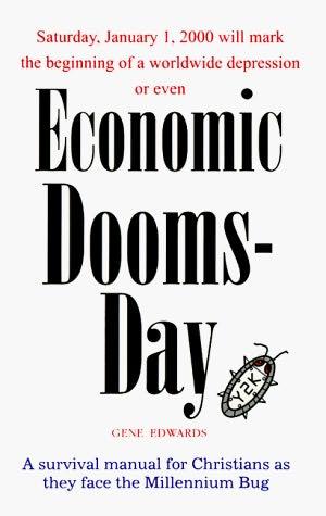 book cover of Economic Doomsday