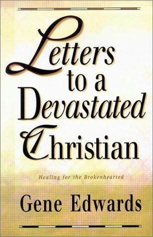 book cover of Letters to a Devastated Christian