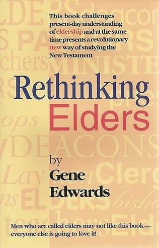 book cover of Rethinking Elders