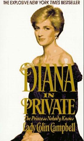book cover of Diana in Private