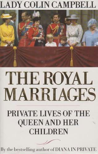 book cover of The Royal Marriages