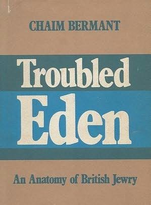 book cover of Troubled Eden