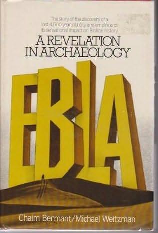 book cover of Ebla