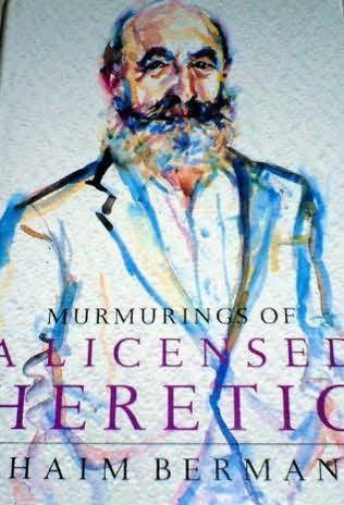 book cover of Murmurings of a Licensed Heretic