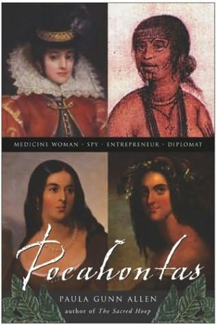 book cover of Pocahontas