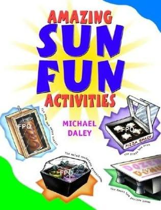 book cover of Amazing Sun Fun Activities