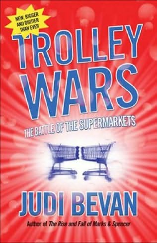 book cover of Trolley Wars
