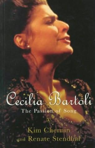 book cover of Cecilia Bartoli
