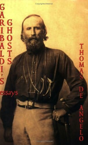 book cover of Garibaldi\'s Ghosts