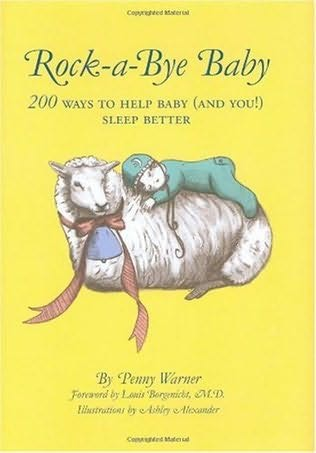 book cover of Rock-a-bye Baby