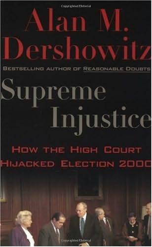 book cover of Supreme Injustice