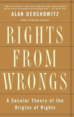 book cover of Rights from Wrongs